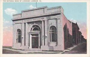 Pennsylvania Ligonier National Bank Of Ligonier