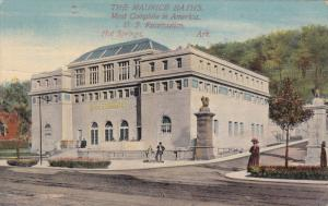The Maurice Baths, U.S. Reservation, HOT SPRINGS, Arkansas, 00-10's