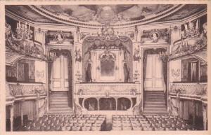 Belgium Chateau de Chimay Theatre et loge princiere