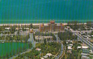 Florida St Petersburg Beach Don-Ce-Sar Hotel Aerial View