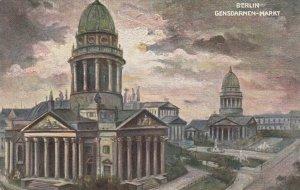 BERLIN , Germany , 1901-07 ; Gensdarmen-Mark7 , TUCK 162B