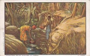 Belgian Congo La Source