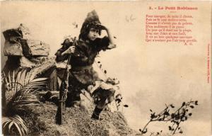 CPA Le Petit Robinson. 3. A. BERGERET (674601)