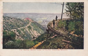 CALIFORNIA, 1901-1907; Cir. Bridge, Mount Lowe, Pacific Elevated Railroad
