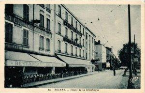 CPA ROANNE - Cours de la République (166163)