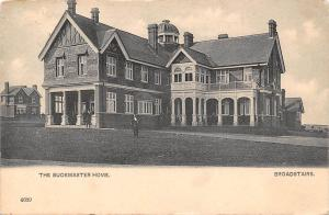 The Buckmaster Home, Broadstairs, Building Haus House Maison 1910