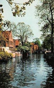 City of Canals Bruges Belgium Unused