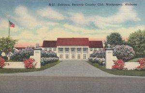 MONTGOMERY, Alabama, 1930-40s ; Beauvoir Country Club