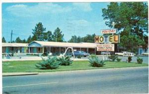 Holiday Motel & Restaurant, Adel, Georgia, PU-1969