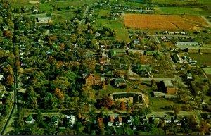 Ohio Wilmington Aerial View Wilmington College