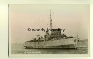 na0904 - Royal Navy Warship - HMS Plover - photograph