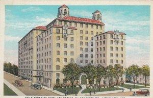 LITTLE ROCK , Arkansas , 1910s ; Albert Pike Hotel