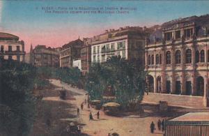 ALGER , Place de la Republique , 00-10s