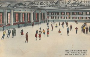 NEW YORK CITY , 1930-40s ; Iceland Skating Rink