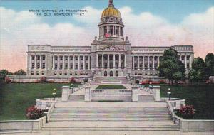 State Capitol Building Frankfort Kentucky