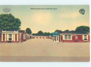 Linen MOTEL SCENE Nashville Tennessee TN AD9859