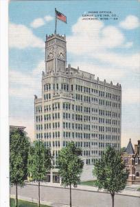 Lamar Life Insurance Building , JACKSON , Mississippi , PU-1953