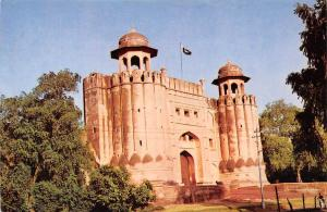 Pakistan Lahore Main Gate Royal Fort