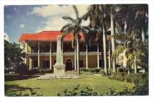 Court Building , Nassau , BAHAMAS , 40-50s