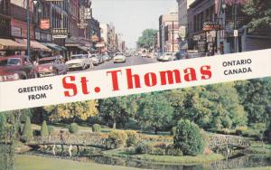 ST THOMAS , Ontario , Canada , 50-60s