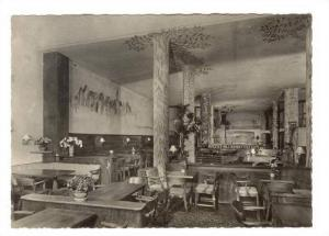 RP; Gruner Heinrich, Tea Room am Belleuveplatz, Zurich , Switzerland, 30-50s