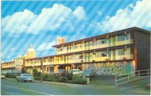 Crest Motel 455 Belleville St. Victoria BC Canada