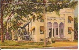 FL St Petersburg American Legion Headquarters