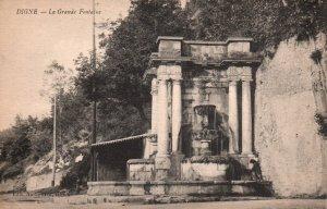 La Grande Fontaine,Digne,France BIN