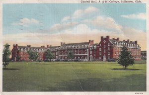 STILLWATER, Oklahoma, PU-1943; Cordell Hall, A & M College