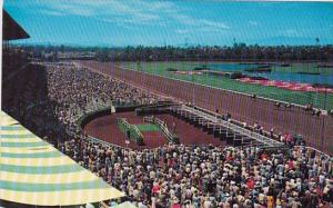Hollywood Park Racetrack Inglewood California