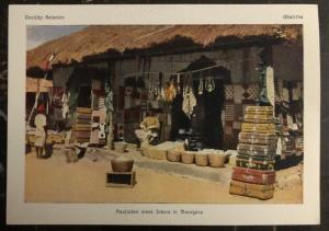 Mint Germany Colonies Real Picture Postcard RPPC Buying an Indian in Morogoro