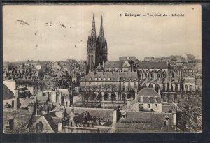 Vue Generale,Quimper,France BIN