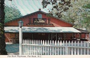 North Carolina Flat Rock Flat Rock Playhouse
