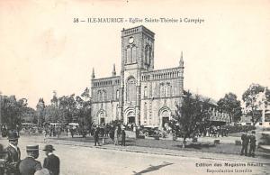 Ile Maurice Africa, Afrika Eglise Sainte Therese a Curepip Ile Maurice Eglise...