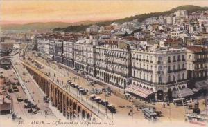 Algeria Alger Le Boulevard de la Republique