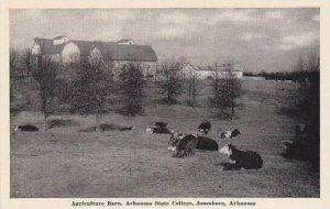 Arkansas Jonesboro Agricultural Barn Arkansas State College House