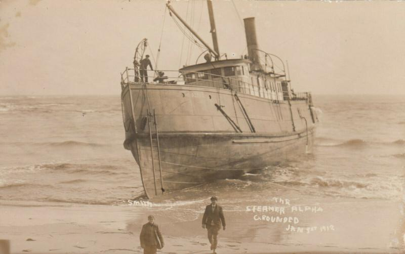 RP, Shipwreck of the Steamer ALPHA , 00-10s