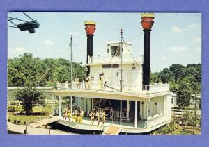 Nashville, Tennessee/TN Postcard, Opryland, Showboat Theatre
