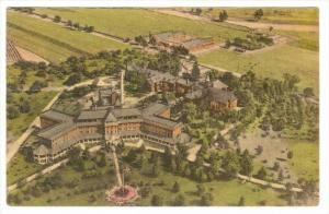 Aerial View Of St. Francis Health Resort, Denville, New Jersey, PU-1952