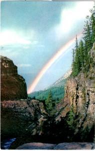 Haynes 51 SERIES #055 Placing a Rainbow..., Yellowstone National Park