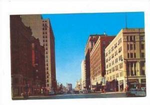 Broadway, West, Louisville, Kentucky, 50-60s