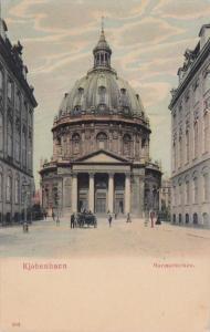 Denmark Copenhagen Marmorkirken