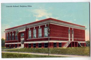 Lincoln School, Delphos OH