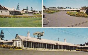 White House Lodge Motor Hotel and Restaurant, ST. JOHN, New Brunswick, Canada...