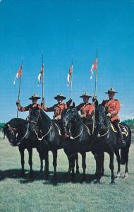 Royal Canadian Mounted Police, ANTIGONISH, Nova Scotia, Canada, 40-60´s