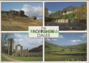 Yorkshire Postcard - Views of The Yorkshire Dales   RR10367