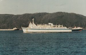 BAIE COMEAU, Quebec, Canada, 70-2000s; MV Camille-Marcoux