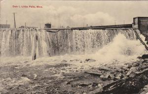 LITTLE FALLS, Minnesota, PU-1913; Dam I