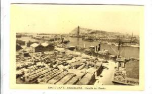 RP; BARCELONA, Detalle del Puerto, Spain, 10-20s
