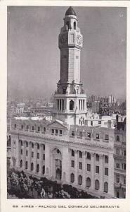 RP, Palacio Del Consejo Deliberante, Buenos Aires, Argentina, 1920-1940s